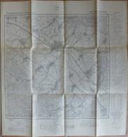 Hess. Oldendorf 3821 - Topographische Karte 1:25000 - Ausgabe 1955 Durch Das Niedersächsische Landesvermessungsamt - Lei - Topographische Karten
