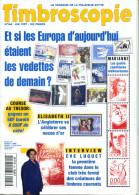 Timbroscopie N.146,5/1997,Afrique Orientale Tanganyika,entier Sage 15c,Europa,les Obliterés,Elisabeth II - Frans (vanaf 1941)