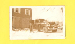 Old Photography - Old Car - Cars