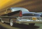 Lincoln Premiere  -  1957  -  USPS Postal Card - Voitures De Tourisme