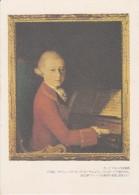KG101 Japan: Mozart - Schilderijen
