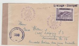 ARII188 /ÖSTERREICH -   Michel Nr. 850, Früh Verwendet, 13.12. 1947!. (Netto Katalog Österreich 859) - 1945-60 Briefe U. Dokumente