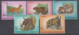 TRINIDAD E TOBAGO - FAUNA - NUOVI  -  AB/100 - Trindad & Tobago (1962-...)