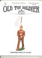 """Jeu - Jouet - Figurine - Revue """" Old Toy Soldier """" V35 N° 3 De 2011 - Durso  (PS) - Jeux"""