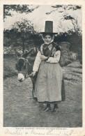 CPA PAYS DE GALLE Très Rare Welsh Market Woman Pembrokeshire - Pembrokeshire