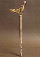 Musée De La Préhistoire Du Mas D'Azil - 3 Cartes (Faon Aux Oiseaux, Lissoir Avec Poisson Gravé Et Protome De Cheval) - Unclassified