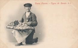 CPA RUSSIE Types De Russie N°8 Marchand De Fruits Petit Métier - Russie