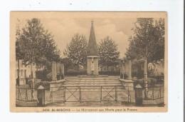 ST GIRONS 9434 LE MONUMENT AUX MORTS POUR LA FRANCE - Monuments Aux Morts