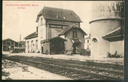 DOMBASLE-en-ARGONNE  -  La Gare - Other Municipalities