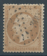 Lot N°30764  N°21, Oblit PC Du GC 3500 ST ANDRE-DE-SANGONIS (33), Ind 4 ??????? - 1862 Napoléon III