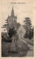 50 CARTERET  Eglise St-Louis - Carteret