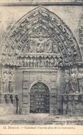 Burgos Catedral Puerta Alta De La Coroneria - Burgos