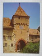 Waldenburg (BL) - Tor Waldenburg / Sonnenuhr - BL Basle-Country