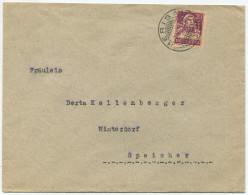 1516 - Perfin Beleg Von Der Appenzell-Ausserhodischen Kantonalbank In Herisau
