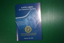 ANNUARIO DEL COMMERCIO FILATELICO - 2007/2008 - Francobolli