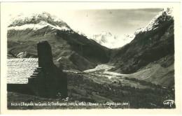 05 - Hautes-Alpes - Chapelle Des Cours - Le Combeynol - La Vallée D'Arsine Et Les Agneaux - France