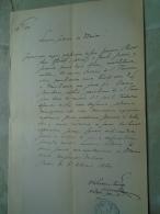 D137988.8 Old Document  Hungary   -Rudolf Oszvald -Susanna Grosch  Pest  1870 - Fiançailles