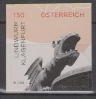 """Österreich 2015:  """"Impressionen Aus Österreich-Lindwurm Klagenfurt""""   Postfrisch (siehe Foto/Scan) - 1945-.... 2. Republik"""