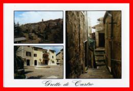 CARTOLINA GROTTE DI CASTRO, VITERBO -1 - Viterbo