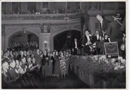 CPA WW2, ADOLF HITLER, AT A CONCERT IN BERLIN, ALBUM 15, GROUP 65, IMAGE 96 - Weltkrieg 1939-45