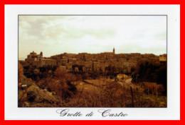CARTOLINA GROTTE DI CASTRO, VITERBO -10 - Viterbo