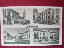 CROATIA - CAKOVEC / HUNGARY - CSÁKTORNYA / 1940 - Croacia