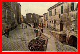 CARTOLINA GROTTE DI CASTRO, VITERBO -16 - Viterbo