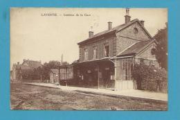 CPSM - Chemin De Fer Intérieur De La Gare LAVENTIE Détruite En 2013 - Laventie