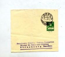 Fragment Bande De Journal 10 C Tall Cachet Berne - Ganzsachen