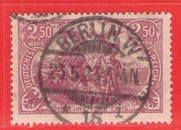 MiNr.115e O Deutschland Deutsches Reich - Germany