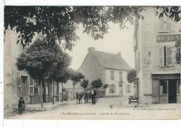 Aveyron : Le Nayrac, Route De St Amans,  Animée - France