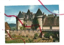 Cpm 247337 Chateau De Fénélon (dentelée) - France