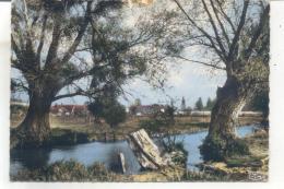 9. La Croix Saint Leufroy, Les Bords De L'eau - Frankreich