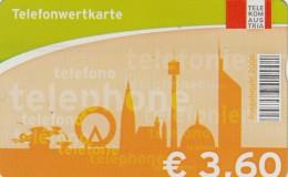 Telefonkarten Österreich  Geb. ANK  Nr. 607A  2006 - Austria
