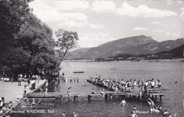 Strandbad Walchsee, Tirol * Gelaufen Am 18. Juli 1967 - Österreich