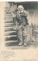 CPA 29 La Bretagne Pittoresque Vieux Mendiant Breton Collection Waron Saint Brieuc - Autres Communes