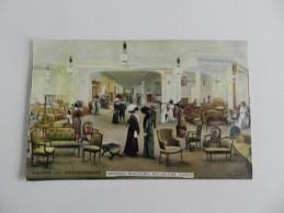 Cp  Galerie Des Ameublements . Grands Magasins Du Louvre - Paris - France