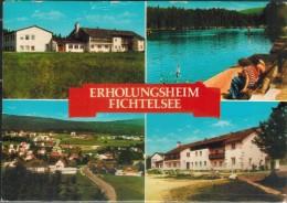 Bayern - Bayreuth - Erholungsheim Fichtelsee - Bayreuth