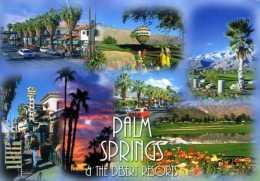USA Californie : Palm Springs - Palm Springs