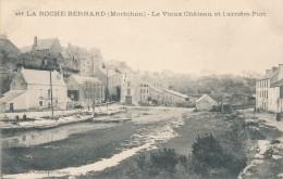 CPA 56 LA ROCHE BERNARD Le Vieux Château Et L'Arrière-Port - La Roche-Bernard