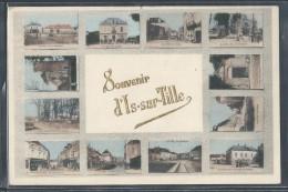 CPA 21 - Is-sur-Tille, Souvenir - Is Sur Tille