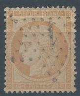 Lot N°30835  N°38, Oblit étoile Chiffrée 1 De PARIS ( Place De La Bourse ) - 1870 Siege Of Paris