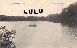 DEPT 52 : Pamoy En Bassigny ; Morimond L étang ( Abbaye ) - Frankreich