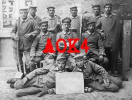 51 CERNAY REIMS Champagne 1915 Leib-Grenadier-Regiment 109 Feldpost Berru Witry Beine Nauroy Nogent L´Abbesse Baden - France