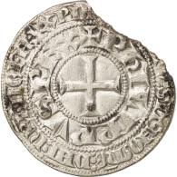 France, Philip IV, Gros Tournois, TB+, Argent, Duplessy:214 - 987-1789 Royal