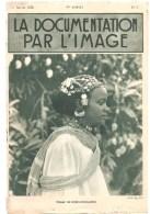 La Documentation Par L´image N°5 9 ème Année Du 1er 02/1950 Couverture Femme De BOBO-DIOULASSO. Ed. Fernand Nathan - Revues & Journaux