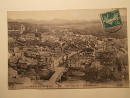 Carte Postale - PONTGIBAUD (89) - Vue Générale (310) - Autres Communes