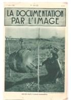 La Documentation Par L´image N°8 9 ème Année Du 1er 05/1950 Couv. Moï Des Hauts Plateaux Indochinois  Ed. Fernand Nathan - Revues & Journaux