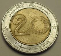 1996 - Algérie - Algeria - 1416 - 20 DINARS, Lion, KM 125 - Algerije