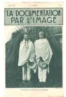 La Documentation Par L´image N°9 9 ème Année Du 1er 06/1950 Couverture Types Hovas De Tananarive  Ed. Fernand Nathan - Revues & Journaux